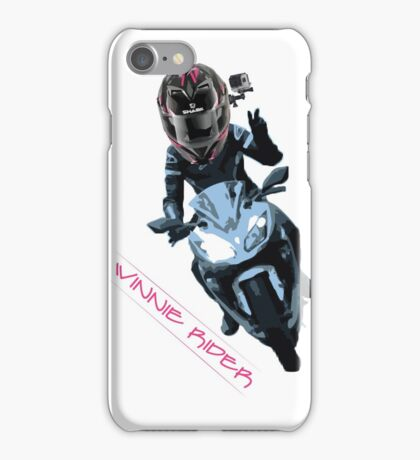 Winnie Rider Merch iPhone Case/Skin