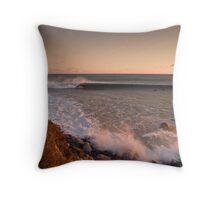 Hurricane Swell Throw Pillow