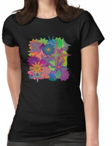 Vectorblown Womens Fitted T-Shirt