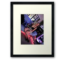 KittyCat Zoe 2011 Framed Print