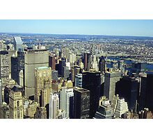Midtown Manhattan Photographic Print