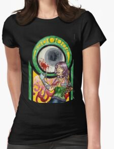 Dawn - Nouveau Womens Fitted T-Shirt