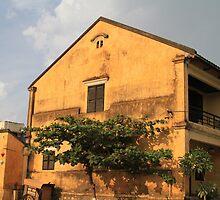 An historic house in Hoi An Vietnam by JonoH
