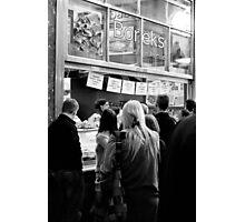 The Borek Shop - Melbourne Photographic Print