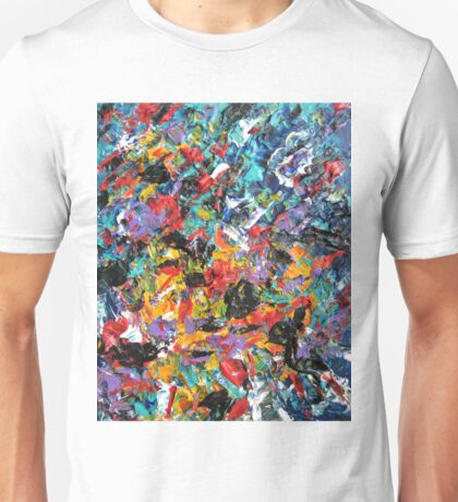 Colorful Original Artwork  Unisex T-Shirt
