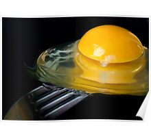 Now That's A Yolk Poster