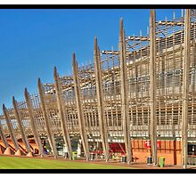 The Chancellory Building at ECU Joondalup by Smallfooties