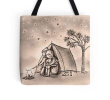 Cocoon Camping Tote Bag