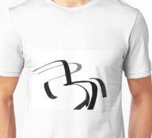 Calligraphic Design  Unisex T-Shirt