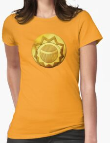 Esteban's Medallion Womens Fitted T-Shirt
