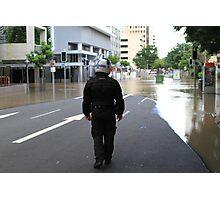 Brisbane Floods Photographic Print
