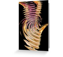 Surprise (Abstract) Greeting Card