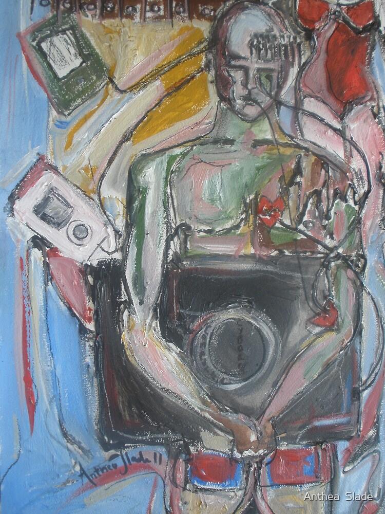 Cyborg Man by Anthea  Slade