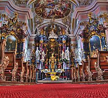 Church - Innsbruck by adng