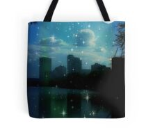 Milwaukee Lagoon ©  Tote Bag