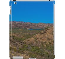 Hill Top View iPad Case/Skin