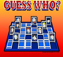 Guess Who ? by Monstar