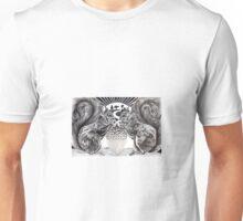 Squirrels--Sunrise on the Willamette Unisex T-Shirt