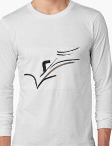 Original Abstract Design  Long Sleeve T-Shirt