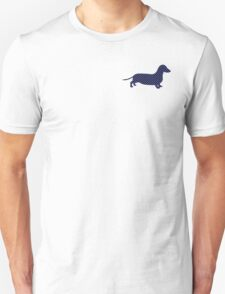 For the love of Dachshunds Unisex T-Shirt