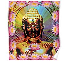 The Golden Buddha Poster