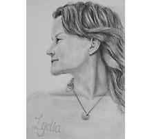 Lydia Photographic Print