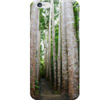 Kauri Avenue iPhone Case/Skin