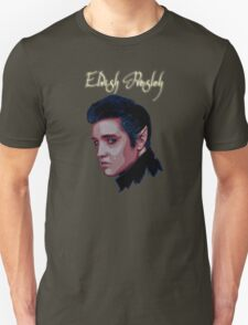 Elvish Presley    With Title T-Shirt
