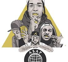 asap mob by axelcrunch