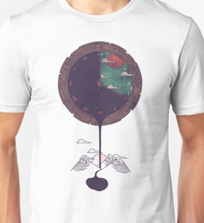Night Falls Unisex T-Shirt
