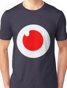 Symbols: Red Drop Unisex T-Shirt