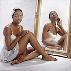 GEORGYNA O with Mirror by Joseph Darmenia