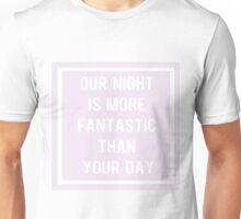 Fantastic Night Unisex T-Shirt