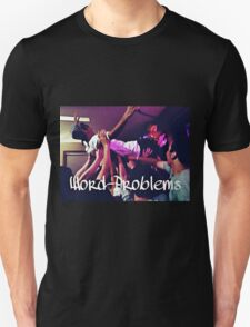 WORD-PROBLEMS CROWD SURFING T-Shirt