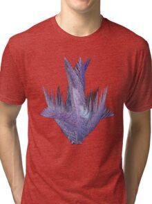 ICE SCULPTURE # 2 Tri-blend T-Shirt