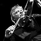 Didier Lockwood by Jean M. Laffitau