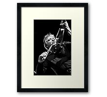 Didier Lockwood Framed Print
