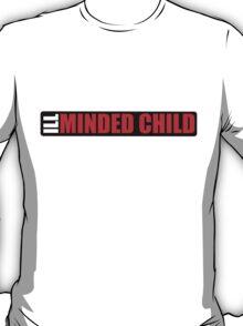 ill minded child logo T-Shirt