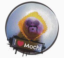 I Love Mochi Kids Tee