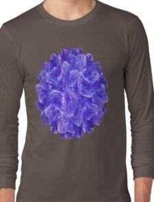 PURPLE FLOWER # 5 Long Sleeve T-Shirt