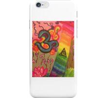 Psychdelic story iPhone Case/Skin