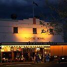 Movie Night by Karen E Camilleri