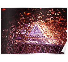 Structural Steel Poster