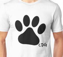 CDG paw Unisex T-Shirt