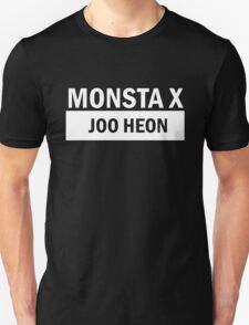 MONSTA X JOO HEON Unisex T-Shirt