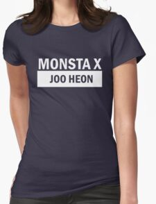 MONSTA X JOO HEON Womens Fitted T-Shirt