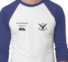 Remember Reach Men's Baseball ¾ T-Shirt