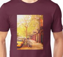 Autumn - New York City Unisex T-Shirt
