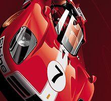 Ferrari 512 S by orangebox