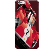 Ferrari 512 S iPhone Case/Skin